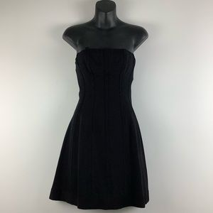 NWT Marie Saint Pierre Vorupol Strapless Dress